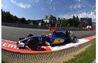 Felipe Nasr - Sauber - Formel 1 - GP Belgien - Spa-Francorchamps - 27. August 2016