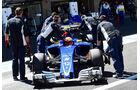 Felipe Nasr - Sauber - Formel 1 - GP Mexiko - 29. Oktober 2016