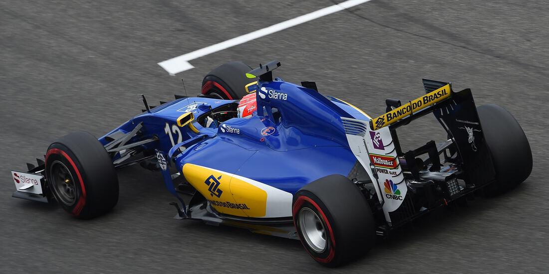 Felipe Nasr - Sauber - GP Deutschland - Formel 1 - 29. Juli 2016
