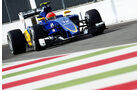 Felipe Nasr - Sauber - GP Italien - Monza - Freitag - 4.9.2015