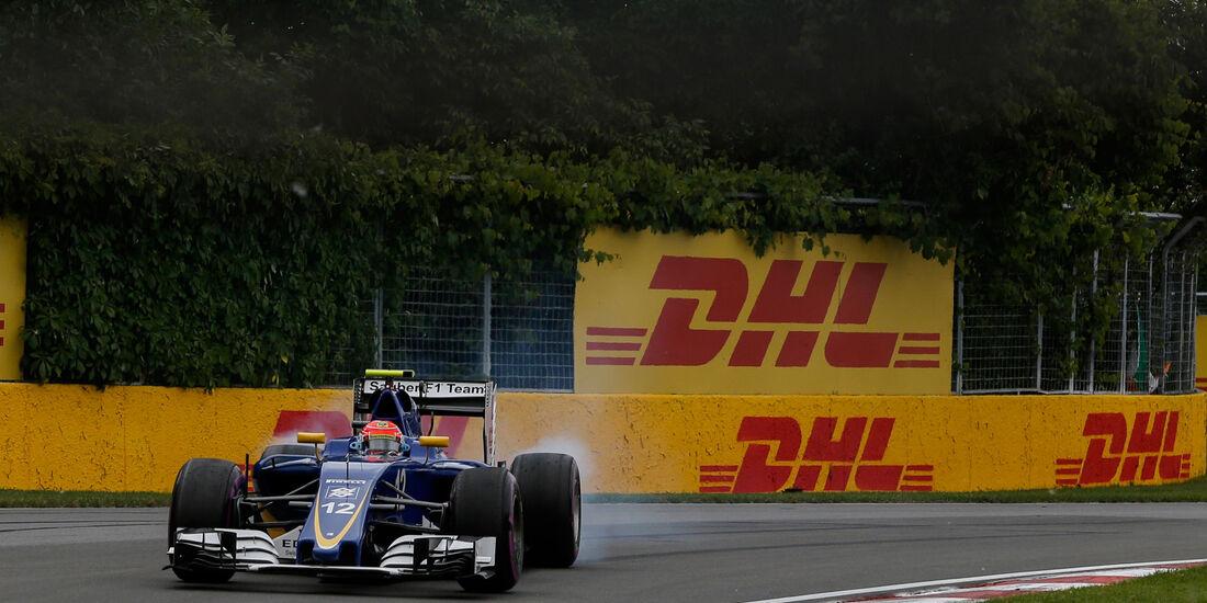 Felipe Nasr- Sauber - GP Kanada 2016 - Montreal