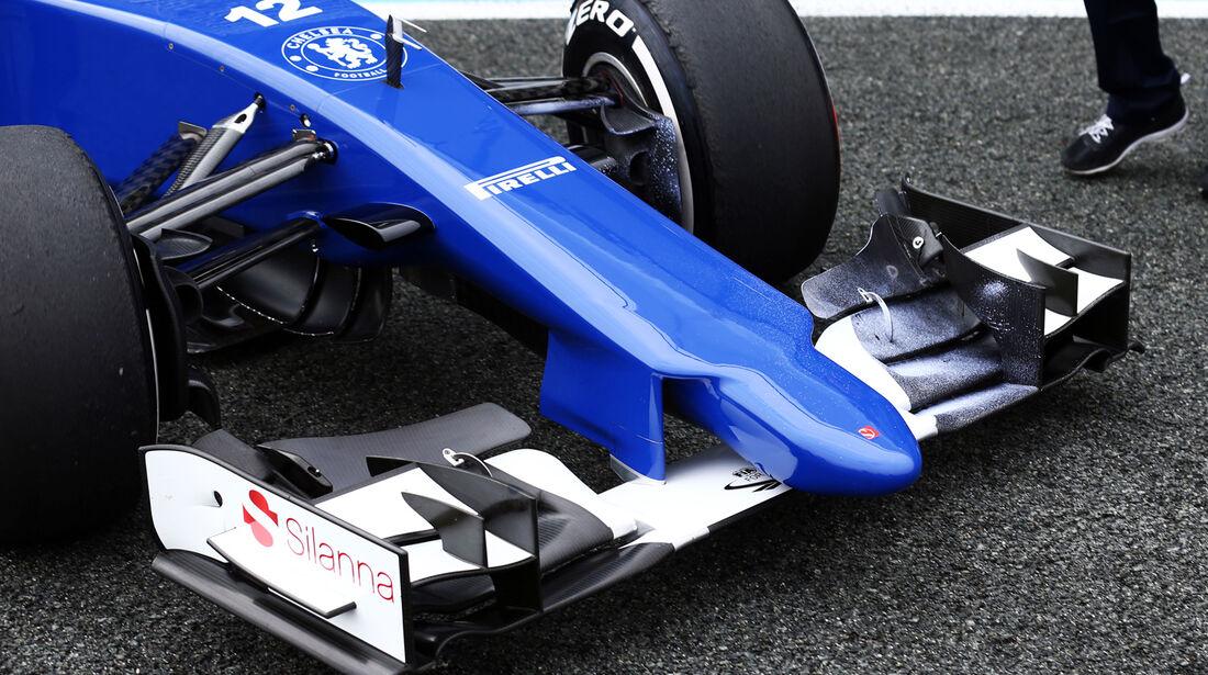Felipe Nasr - Williams - Formel 1-Test - Jerez - 3. Februar 2015