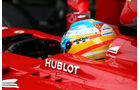 Fernando Alonso - Ferrari - Formel 1 - GP China - Shanghai - 18. April 2014