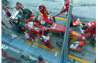 Fernando Alonso - Ferrari - Formel 1 - GP Italien - 6. September 2014