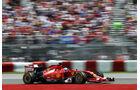 Fernando Alonso - Ferrari - Formel 1 - GP Kanada - Montreal - 7. Juni 2014