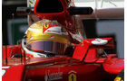 Fernando Alonso - Ferrari - Formel 1 - GP Monaco - 24. Mai 2012