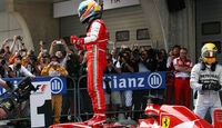 Fernando Alonso - Formel 1 - GP China - 14. April 2013