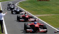 Fernando Alonso - Formel 1 - GP England 2013