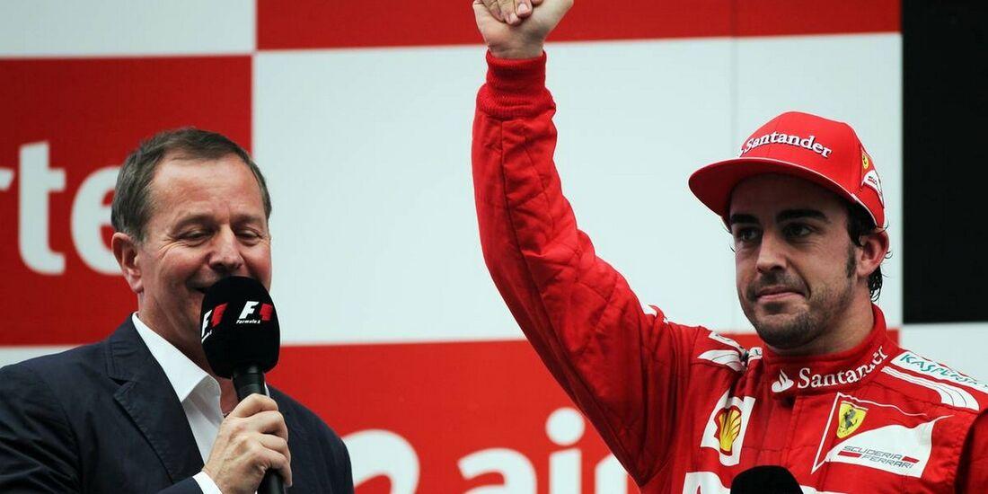 Fernando Alonso - Formel 1 - GP Indien - 28. Oktober 2012