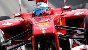 Fernando Alonso GP Belgien 2013
