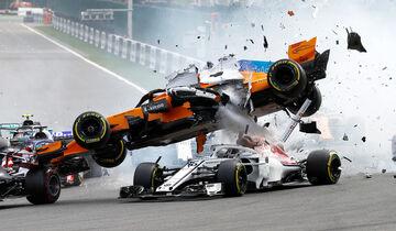 Fernando Alonso - GP Belgien 2018