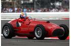 Fernando Alonso GP England 2011 Ferrari 375