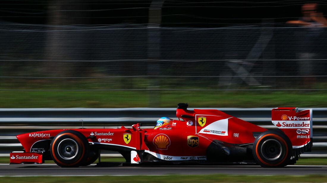Fernando Alonso GP Italien 2013