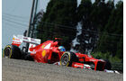 Fernando Alonso GP Japan 2012