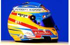 Fernando Alonso - Helm 2014