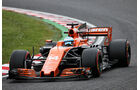 Fernando Alonso - McLaren - Formel 1 - GP Japan - Suzuka - 6. Oktober 2017