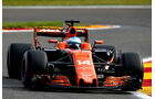 Fernando Alonso - McLaren - GP Belgien - Spa-Francorchamps - Formel 1 - 25. August 2017