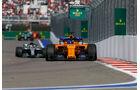Fernando Alonso - McLaren - GP Russland 2018