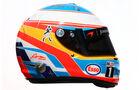 Fernando Alonso - McLaren - Helm - Formel 1 - 2016