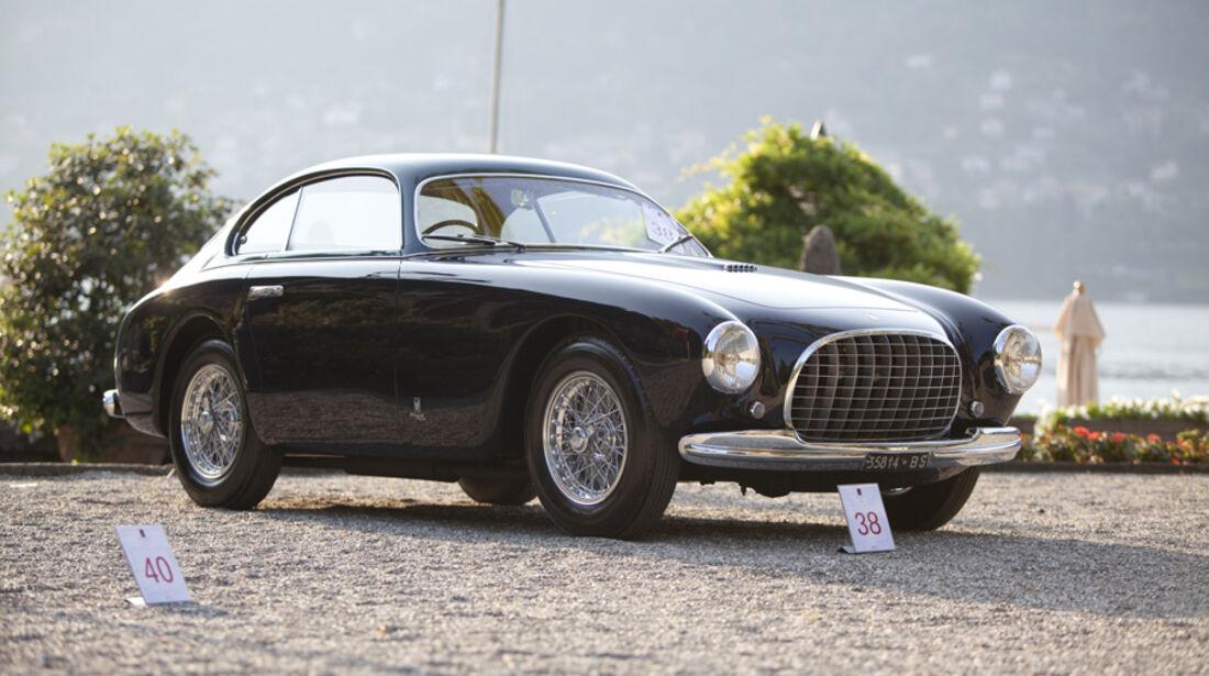 Ferrari, 212 Export, Berlinetta, Vignale, 1951, Peter McCoy, USA