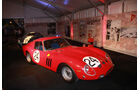 Ferrari 250 GTO Replica #24 1964 - Ausstellung - Le Mans