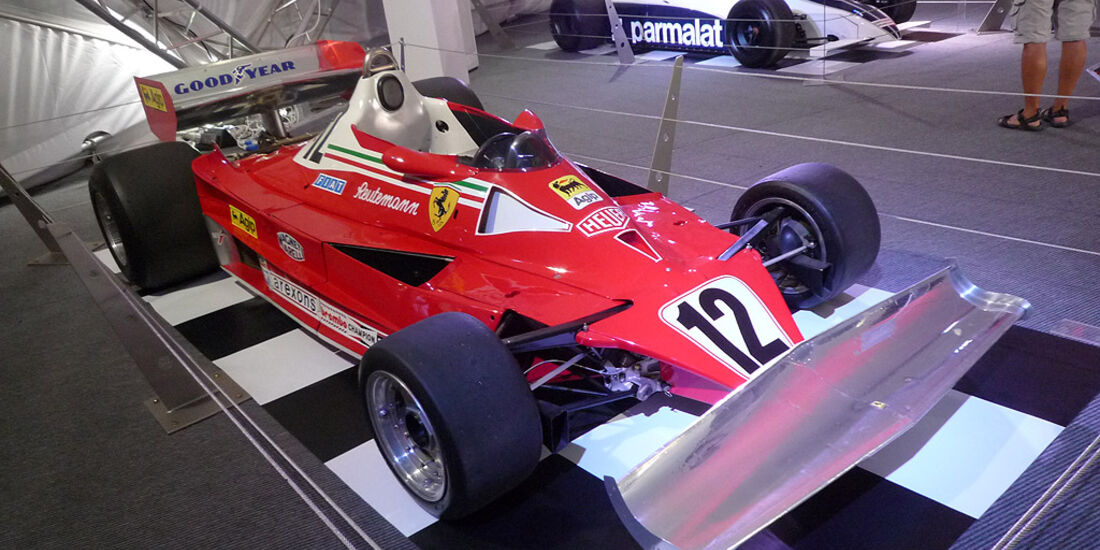 Ferrari 312 T2 1977