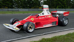 Ferrari 312T (1975) - Niki Lauda - Formel 1 - Auktion - Pebble Beach