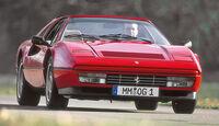 Ferrari 328 GTB/GTS, Frontansicht