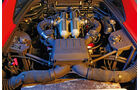 Ferrari 348 TB, Motor