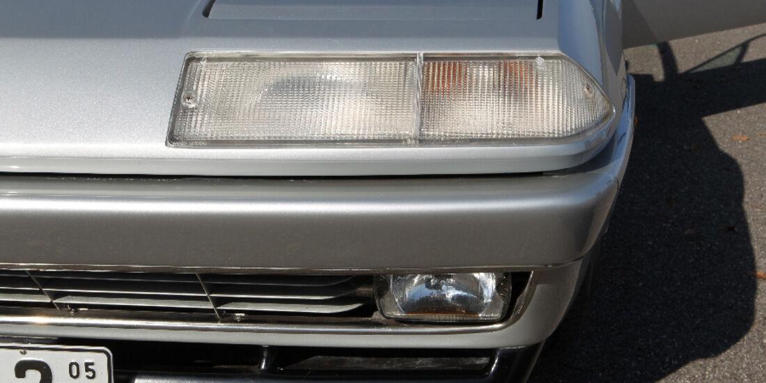 Ferrari 412, 1988, Front