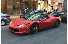 Ferrari 458 - Carspotting - GP Kanada 2018