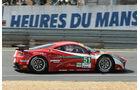 Ferrari 458 Italia Le Mans