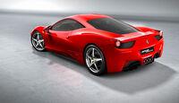 Ferrari 458 Italia - Sportwagen - V8