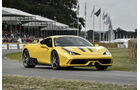 Ferrari 458 Speciale, Goodwood Festival of Speed 2014
