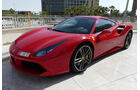 Ferrari 488 - Carspotting - GP Abu Dhabi 2018