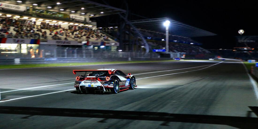 Ferrari 488 GT3 - Startnummer #22 - 24h-Rennen Nürburgring 2018 - Nordschleife - 13.5.2018