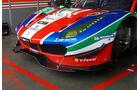 Ferrari 488 GTE - AF Corse - LMGTE Pro - Startnummer #51 - WEC - Nürburgring - 6-Stunden-Rennen - Sonntag - 24.7.2016