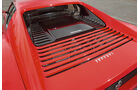 Ferrari 512 TR, Heckpartie