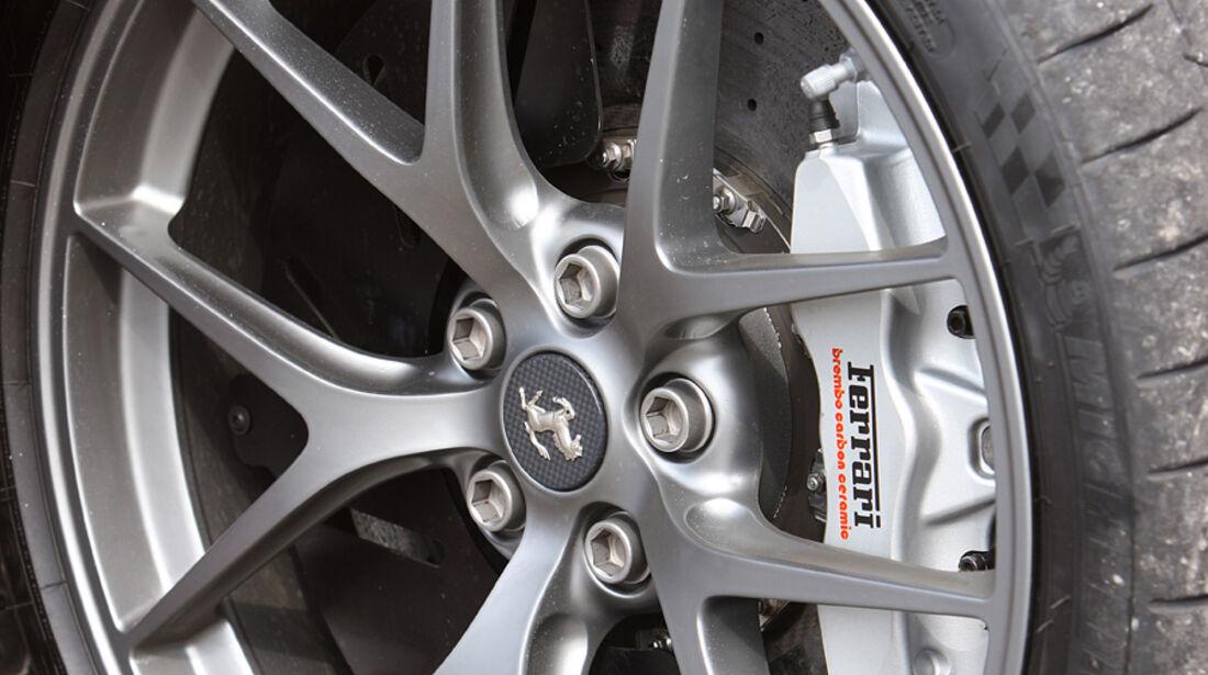 Ferrari 599 GTO Rad