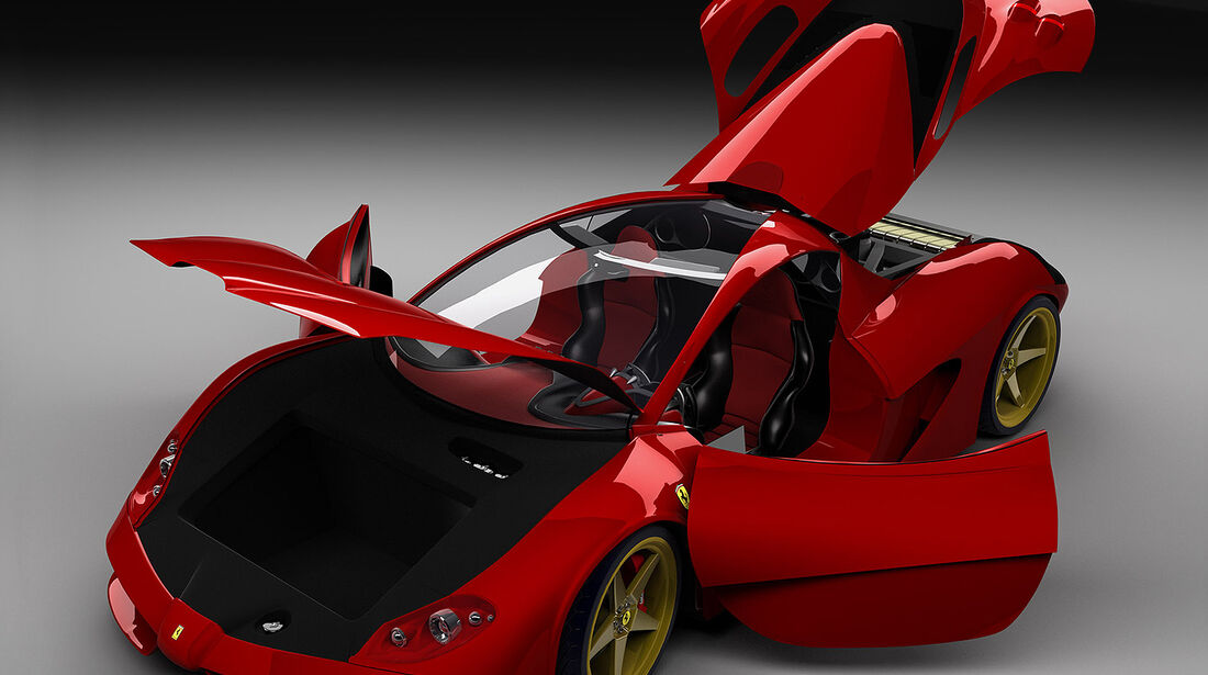 Ferrari Aurea