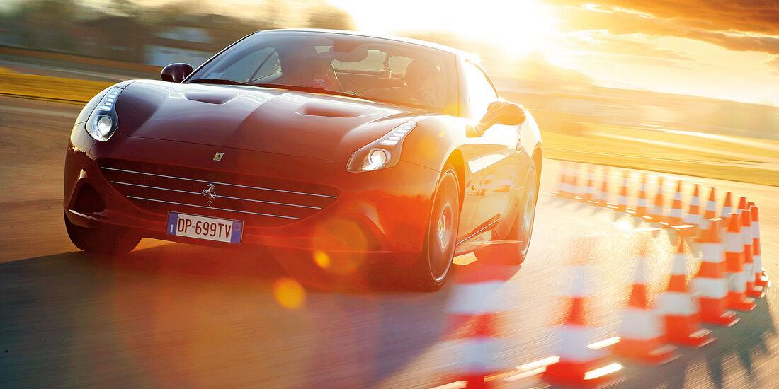 Ferrari California T 2015 Im Test Auto Motor Und Sport