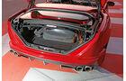 Ferrari California T, Kofferraum