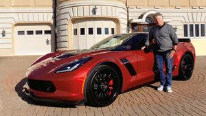 Ferrari Daytona, Mario Andretti