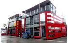 Ferrari - F1-Motorhomes - GP Spanien 2018