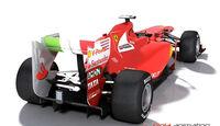 Ferrari F150 3D-Animation