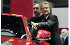 Ferrari FF, Innenraum, Cockpit