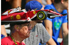 Ferrari-Fan - Formel 1 - GP Italien - Monza - 2. September 2016