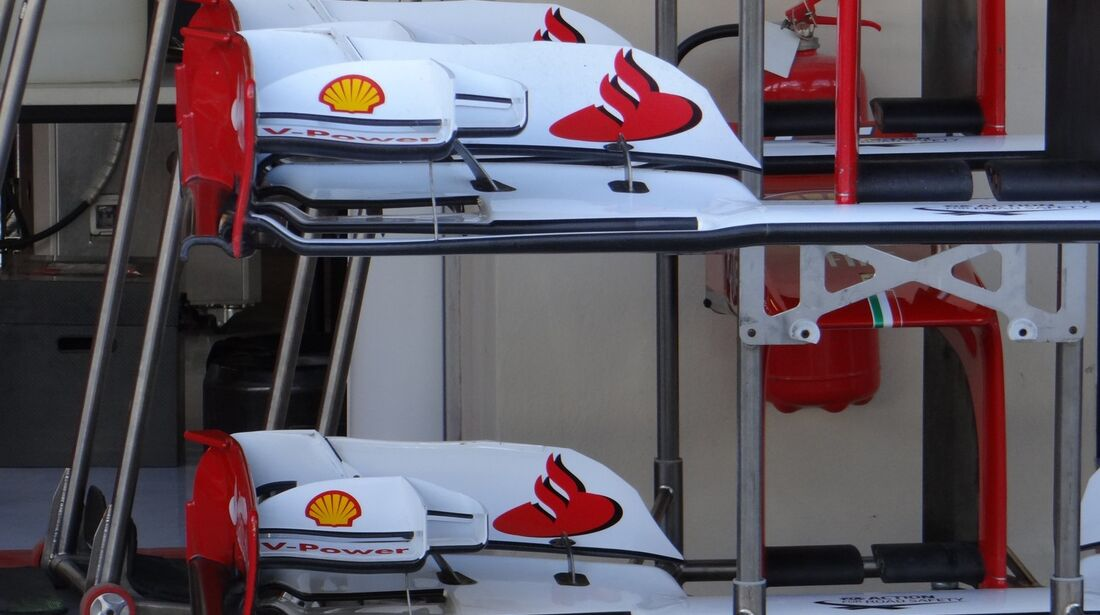 Ferrari  - Formel 1 - GP Abu Dhabi - 01. November 2012