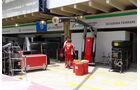 Ferrari - Formel 1 - GP Brasilien- 11. November 2015