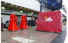 Ferrari - Formel 1 - GP Brasilien -5. November 2014